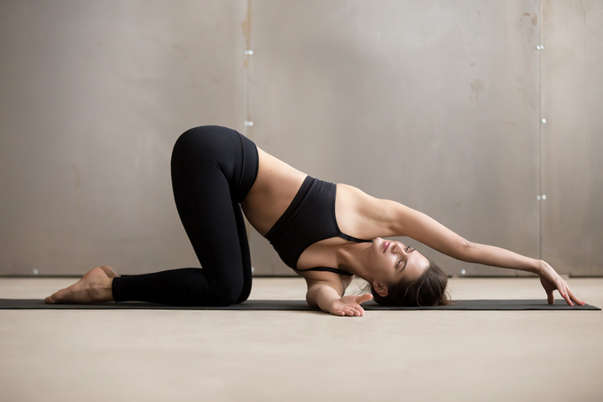 How To Heal Your Body Through Yoga