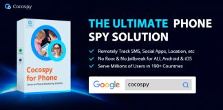 Cocospy Review 2019: Best iPhone Tracker to Track an iPhone remotely