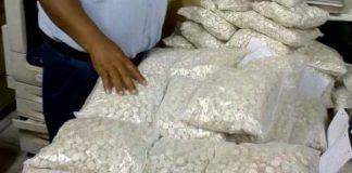 Mandrax worth millions seized on bus in Bloemfontein. Photo: SAPS