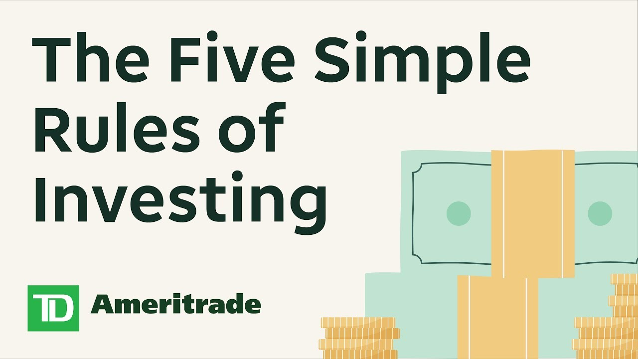The Five Simple Rules of Investing