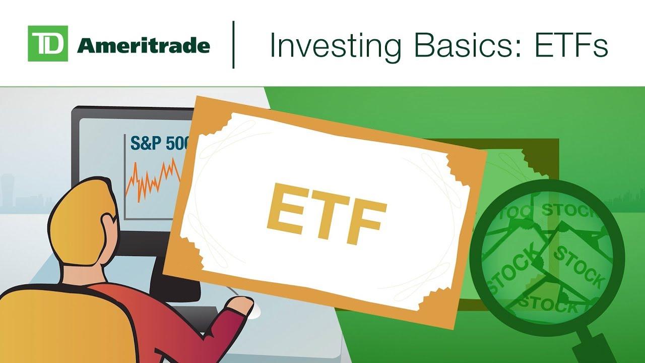 Investing Basics: Exchange-traded funds (ETFs)