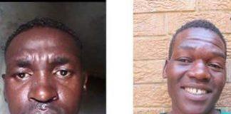Two armed and dangerous Gauteng serial rapists sought. Photo: SAPS