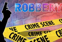 Armed robbery, North End garage, 3 arrested, PE