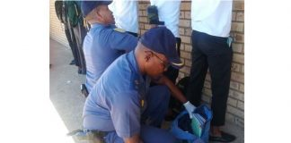 Hartswater high schools raided by police. Photo: SAPS