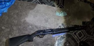 Hawks swoop on ammunition manufacturing plant, recover firearms. Photo: SAPS