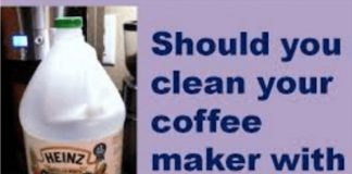 The Ultimate Secret of How to Clean Espresso Machine with Vinegar