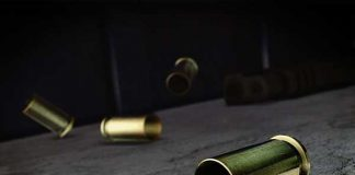 Man gunned down at his front door, Despatch