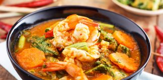 Seafood curry recipe to get you in the mood