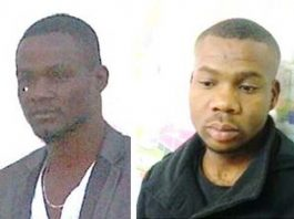 Drug syndicate duo sought by Hawks. Photo: SAPS