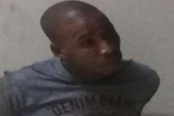 Johannesburg High court murder suspect escapee re-arrested Photo: SAPS