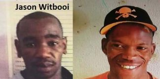 Police launch manhunt for escaped prisoners, Humansdorp. Photo: SAPS