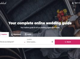 Wedded wins: 'Best South African wedding industry platform'-2019. Photo: Wedded