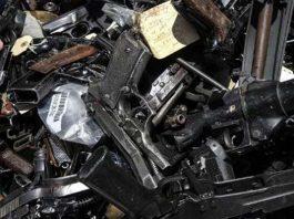 Police plan to destroy 30 000 firearms. Photo: SAPS
