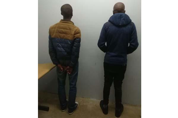Randburg hijacking, 1 suspect killed, 2 wounded, 2 arrested. Photo: SAPS