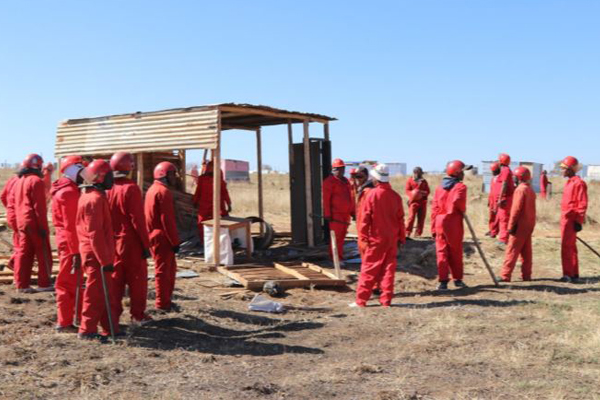 Farmer and AfriForum sue police to pay for Onderstepoort farm land grab. Photo: AfriForum