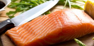 Is salmon good for your health?