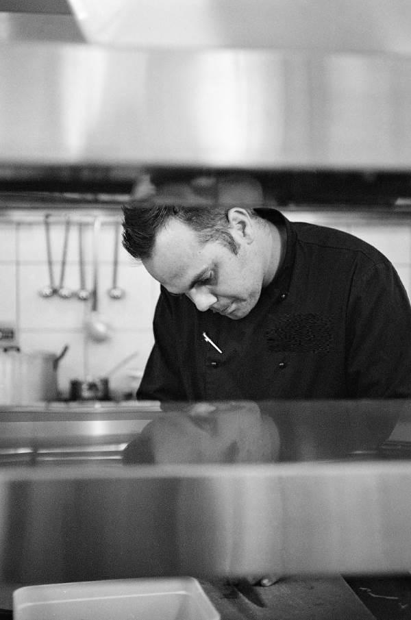 Gordon Manuel – serving up a new food philosophy