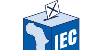 Community torch two IEC vehicles, damage voting material