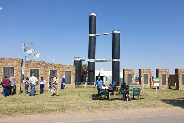 The Wall of Remembrance: Farm murders in South Africa,the list grows longer. Photo: TLU