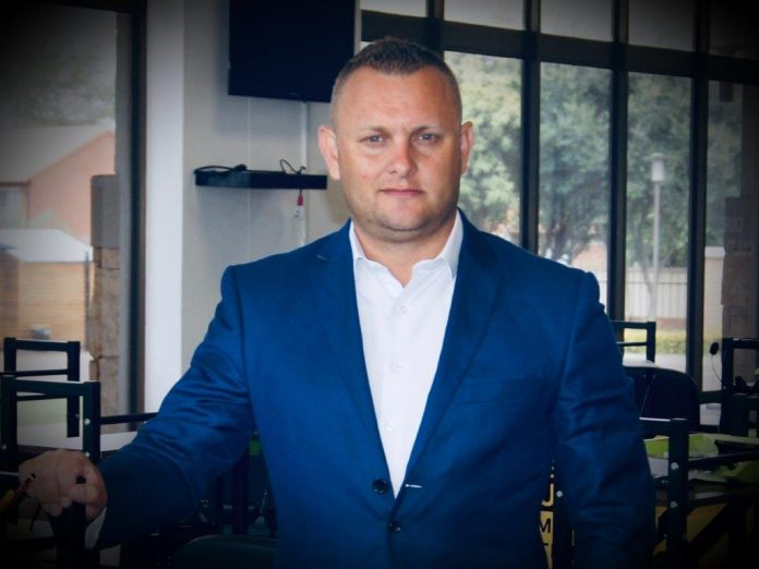 Wesley Rabie, CEO of MasterCare