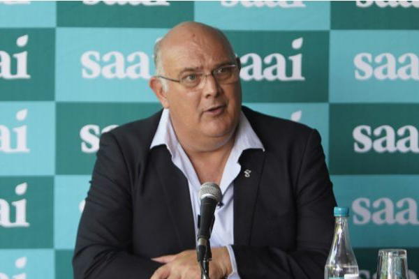 World Agriculture Organisation: Dr. Theo de Jager re-elected as president. Photo: AfriForum