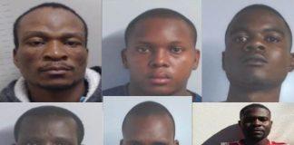 Seven dangerous prisoners escape, Modimolle. Photo: SAPS