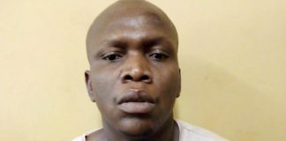 Picture of seventh Modimolle escapee released. Photo: SAPS