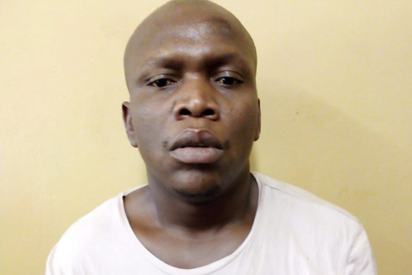 Picture of seventh Modimolle escapee released. Photo: SAPS
