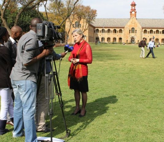 Professor Greta Dreyer, head of the Gynaecological Oncology Unit at the University of Pretoria