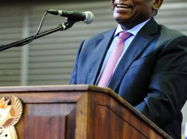 South Africa's President Cyril Ramaphosa won't have free reign when choosing his Cabinet. GCIS
