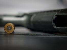 Crackdown on gangs and illegal firearms, Northern areas, PE