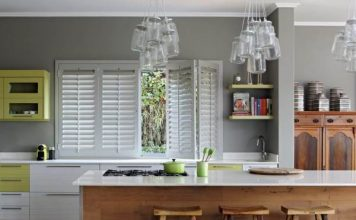 Make your home cosy with Plantation Shutters