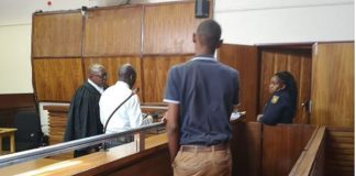 Schoolboy sentenced to 12 years for fatally stabbing his teacher. Photo: SAPS