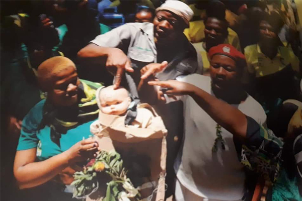 White minority in South Africa is under attack, media remains silent. Photo's: Willie Jordaan Attorneys/Prokureurs