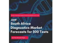 2019 South Africa: Cancer Diagnostic, Clinical Chemistry for 500 Tests Market