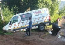 Paramedics shot and wounded in barbaric 'fake emergency call' . Photo: Arrive Alive