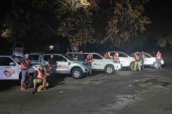 Murders of homeless people: AfriForum launches visibility patrol. Photo: AfriForum