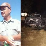 Horrors of the farm murder of Johan Pretorius, Nigel. Photo: BKA