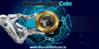 ThunderBolt, efficiency linked to the TBC token