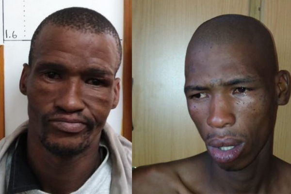 6 Prisoners escape from Pudimoe police station, 4 still on the run. Photo: SAPS