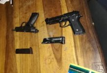 More illegal firearms recovered, Mitchells Plain cluster: Photo: SAPS