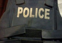Guns and drugs: Suspect nabbed with SAPS bullet proof vest, Philippi East. Photo: SAPS