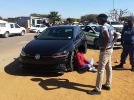 Swift action leads to the arrest of three armed CIT robbers, Mamelodi. Photo: SAPS