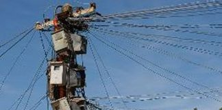 Soweto owes over R17 billion to Eskom, what about all the illegal connections? Photo: Die Vryburger