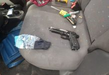 Three home invaders arrested with robbed vehicle, Mfuleni. Photo: SAPS