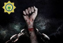 Human trafficking, 19 victims found locked up, Mondeor. Photo: SAPS