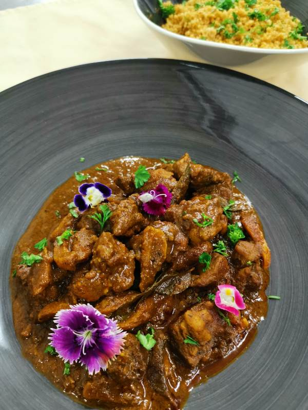 Winter Meals - Beef Tagine