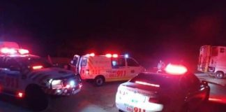 Three men critical after being ambushed in their home, Durban. Photo: Arrive Alive