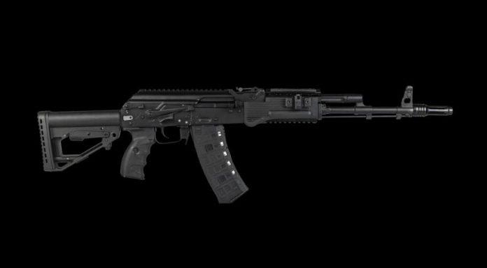 Rosoboronexport starts promoting a new series of Kalashnikov assault rifles