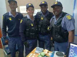 Keimoes man nabbed with R41k worth of Tik. Photo: SAPS